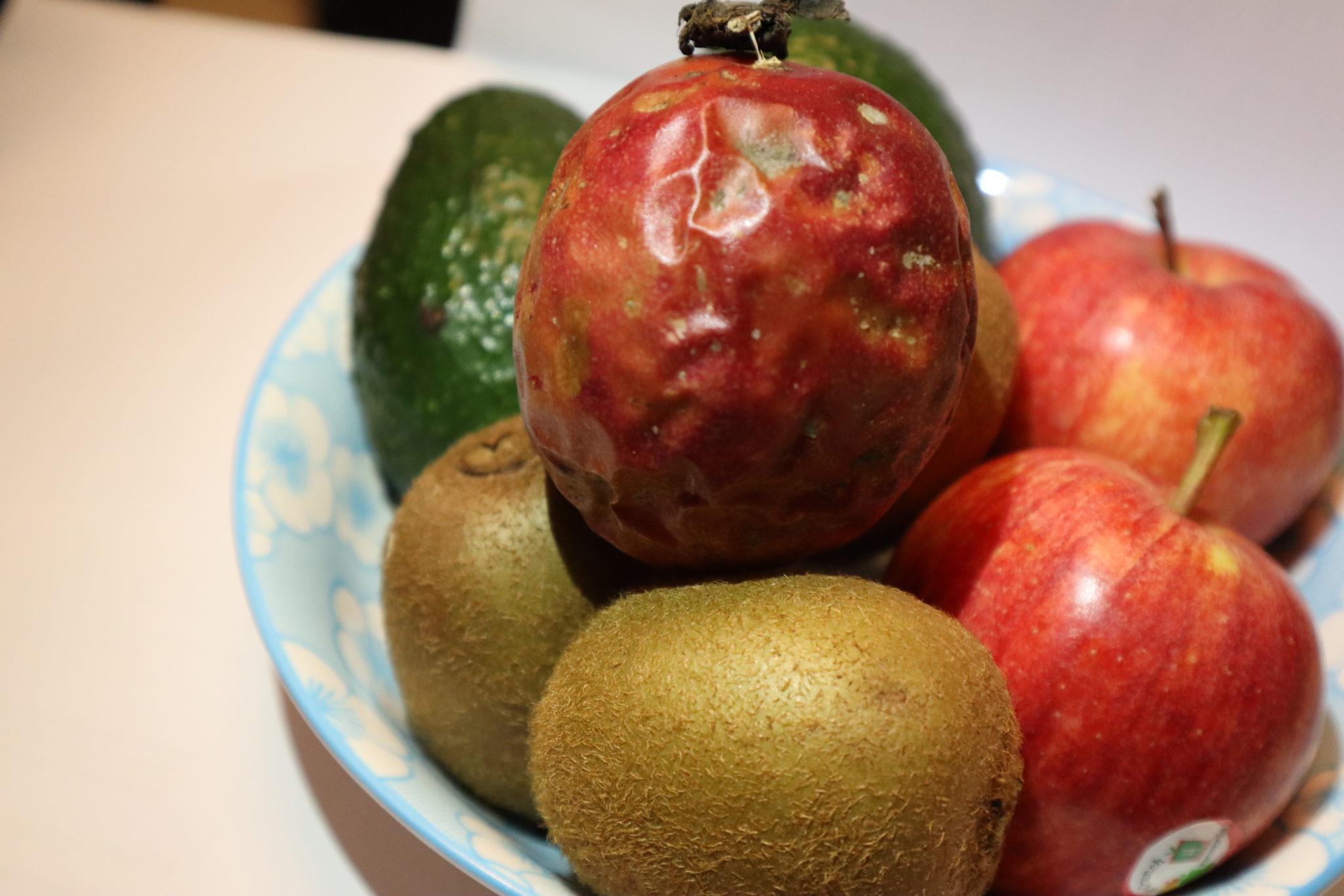 Mature Passion Fruit