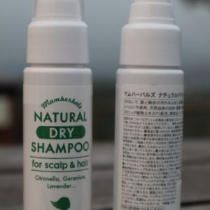 Dry Shampoo Outdoor Sports