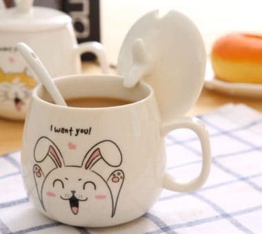 Animal Pattern Cup